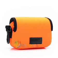 Neoprene Soft Camera Case Pouch Bag for Sony DSC-RX100 RX100 II Camera 6 Color
