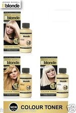 Jerome Russell Bblonde Color Toner Non Permanent Honey,Champagne,Platinum Blonde