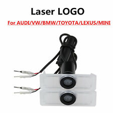 2pcs LED Car door Led Welcome laser projector Logo Ghost Shadow Light For BMW