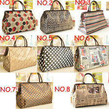 New Women's Retro Hobo Fashion Large Tote Handbag Leather Shoulder Bag/Purse