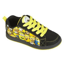 *NEW* DESPICABLE ME 2 MINIONS Athletic/Skate / Sneakers~ Sz: 10, 11,12,13, 1, 2