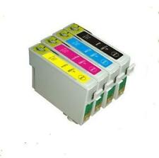 compatible T711 black T712 cyan T713 magenta T714 yellow ink for DX SX printers