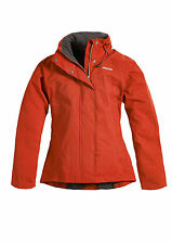 MUSTO WOMENS CANTER JACKET KETCHUP RED / ORANGE WATERPROOF - BNWT FOR 2014