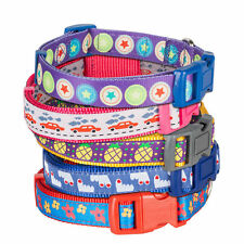 Blueberry Pet For Holiday Nylon Adjustable Dog Collar Addicts: Steals from $3.99
