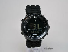 Custom 550 Paracord WATCH BAND for the SUUNTO CORE Model Survival Strap Kit NEW!