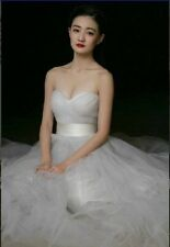 ivory/white wedding dress in stock size 6 to16 ,good price/quality A+++