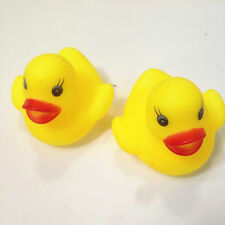 Kid's Boys Girls Floating Rubber Duck Baby Shower Party Favors Gifts Sound Toys