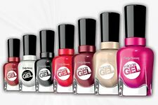 (1) Sally Hansen Miracle Gel Nail Enamel (No light needed ), You Choose!