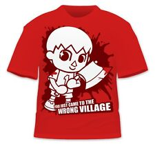 Villager Comes to Town - Animal Crossing Inspired - Men's and Women's sizes!