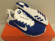 NEW Men's Nike Free Trainer 5.0 TB Game Royal/White #644676 410
