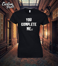 * YOU COMPLETE MESS ME T SHIRT LUKE HEMMINGS 5SOS FIVE 5 SECONDS OF SUMMER MUSIC