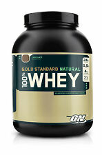 Natural 100% WHEY Protein GOLD Standard Optimum Nutrition, ON, 5 lbs.