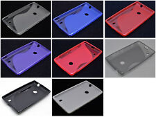 Multi Color S-Types TPU Silicone CASE Cover For Nokia Lumia 520