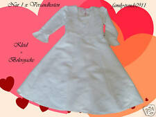 Wedding Flower Girl Dress with Bolero Jacket