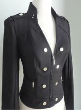NWT WHITE HOUSE BLACK MARKET Military Zip Jacket  00, 0, 2, 4, 10 or 12 $148.00