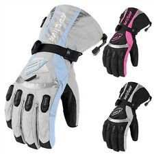 2013 Arctiva Comp 7 Women's Insulated Warm Riding Gear Snowmobile Gloves