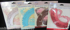 PME Decorative Lace CupCake Pack Of 12 Wrappers  Multi Colour
