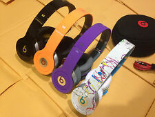 Beats by Dre Solo HD Compact Folding On-Ear Headphones Dr Dre Monster Headband