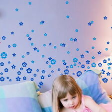 10 Color Flowers Butterflies Vinyl Decal Wall Stickers Removable Mural Art