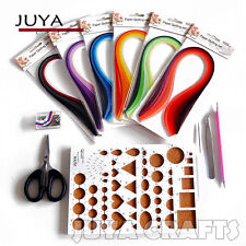 Paper Quilling Kit and Quilling Tools with Quilling Paper 600 strips