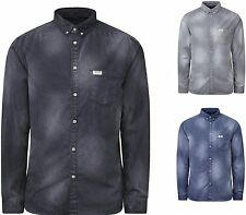 camicia JACK & JONES uomo SPEAK SHIRT multicolor jeans TG L