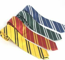 New Harry Potter Gryffindor/Slytherin/Ravenclaw/Hufflepuff Hogwarts House Tie