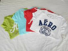 New Junior's Aeropostale Brand Tees - Sizes XS, S, M, XL - NWT