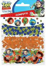 Disney Toy Story 3 Party Table Confetti Triple Pack 1-5pk