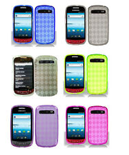 Crystal TPU Soft Gel Cover Case for Samsung Admire SCH-R720 / Rookie R720 Phone