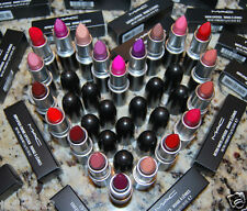 New MAC Lipstick / Ultimate Choose Your Shade 100% AUTHENTIC or Money Back