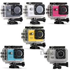 "Mini Cámara Video Impermeable 1080P 1.5"" Full HD HD Deportiva SJ4000"