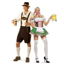 Men Oktoberfest Octoberfest Bavarian German beer fancy dress Halloween costume