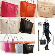 New Ladies Women Fashion Satchel Tote Shopper Hobo Shoulder Handbag Bag Purse