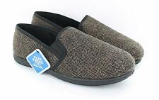Clarks King Tweed Men Slippers
