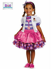 Toddler Doc McStuffins Tutu Deluxe Costume for Toddlers