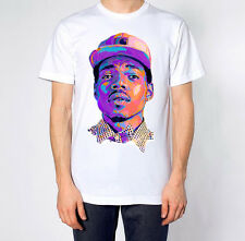 Chance the Rapper T Shirt Acid Rap Schoolboy Q Kendrick Lamar Hip Hop ASAP rocky