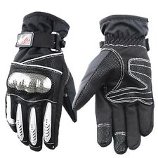 Men Knight Winter Warm Waterproof Windproof Protection Cars Motorcycle Gloves