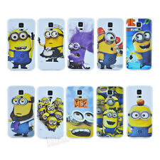 New Cartoon Pattern Hard Phone Cover Case For Samsung Galaxy S5 i9600 PT1418