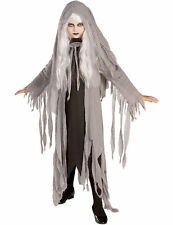 Child Zombie Girl Halloween Fancy Dress Costume Kids Outfit