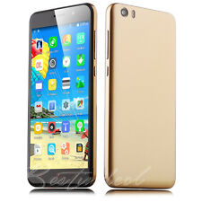 "5.5"" Dual Sim Android 4.4 Smartphone Dual Core Unlocked 3G/GSM Mobile Cell Phone"