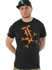 Fox Racing Wrenched Slim Fit Tee T-Shirt Supercross Motocross MTB BMX ATV MX