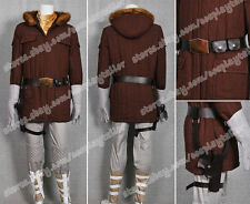 Star Wars Cosplay Han Solo In Hoth Gear Costume Uniform Full Set Well Designed