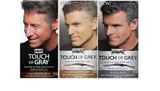 JUST FOR MEN TOUCH OF GREY HAIR COLOURANT DYE ALL SHADES INCL BROWN BLACK DARK