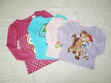 New Girl's Old Navy Collectabilitees LS Shirts Szs 12-18m, 18-24m, 4T, 5T - NWT