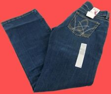 Womens NWT Wrangler Premium Mae Low Rise Boot Cut 10MWZMT Jeans Choose Size