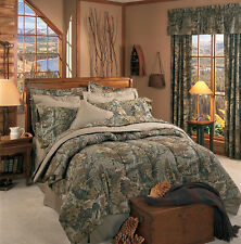 Realtree Advantage Camo EZ Bed Set - Comforter - Sheets - Camouflage Bedding