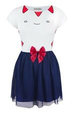 Adventure Time I Am Peppermint Butler Fit & Flare Women's Tulle Dress