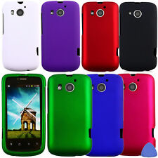 Hard Protector Case Cover For Huawei Vision II 2 Phone, Blue/ Green/ Red + Tool
