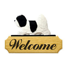 Coton De Tulear Welcome Sign. Home,Yard & Garden Dog Wood Signs Products