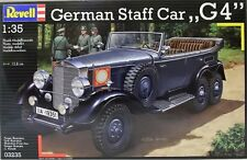 German Staff Car G 4 revell